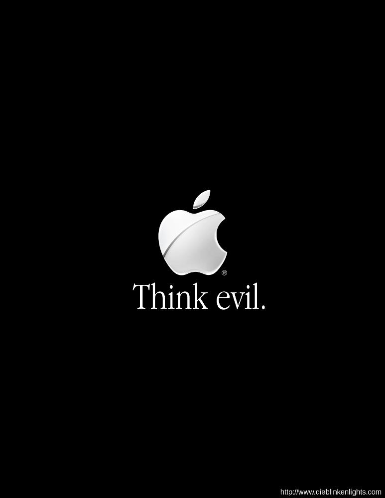 Think Evil