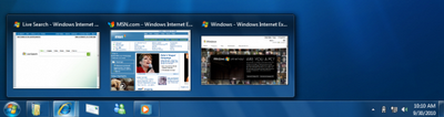 "Windows 7 ""superbar"""