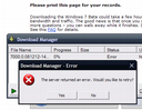 O difícil download do Windows 7 Beta